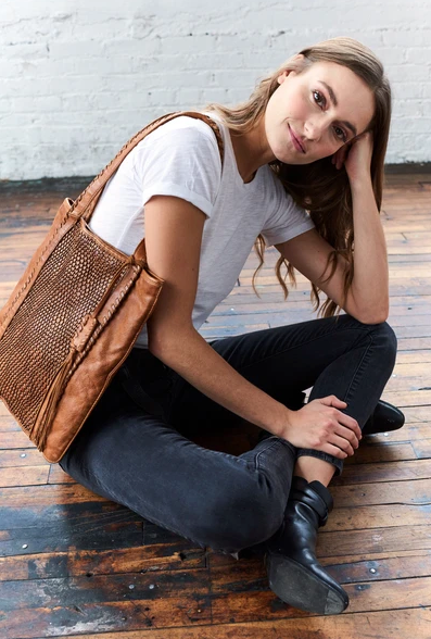 Cesta Bag | Tan