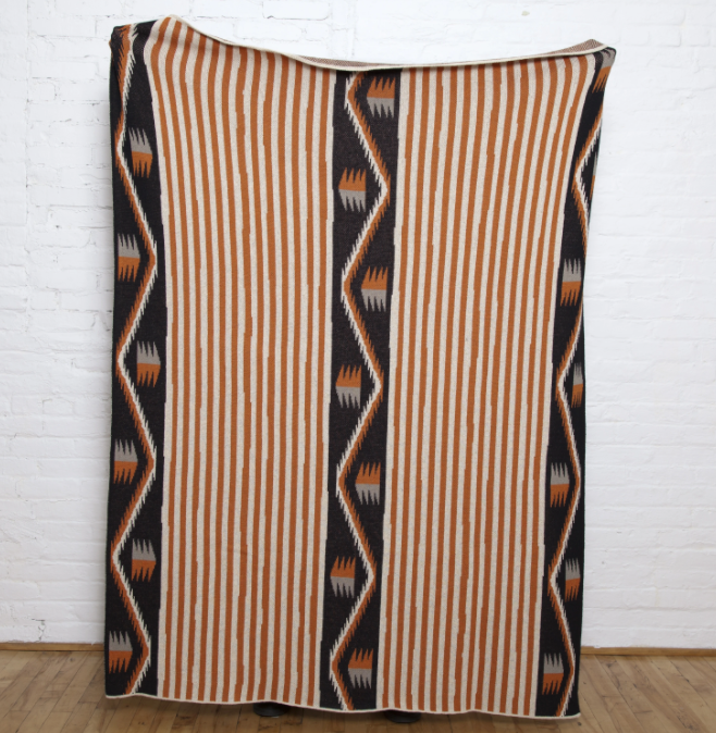 Sierra Throw | Orange