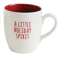 Holiday Spirit Mug