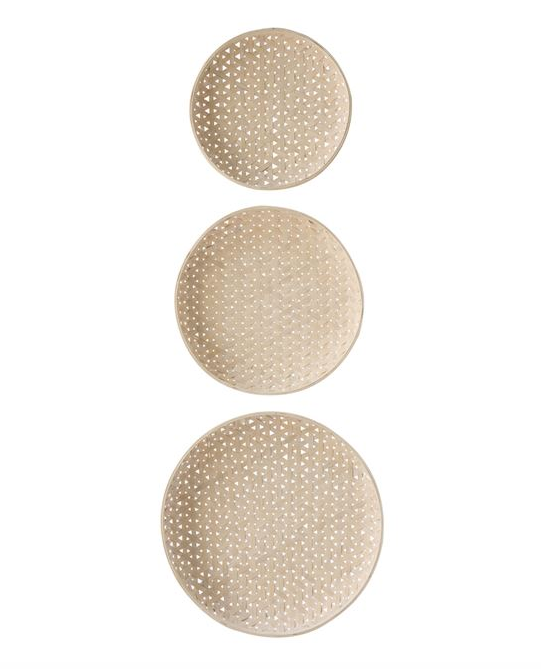 Woven Round Basket | Small
