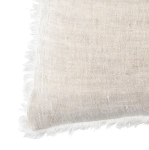 Lina Linen Pillow | Chambray