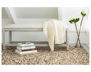 Seurat Neutral Rug