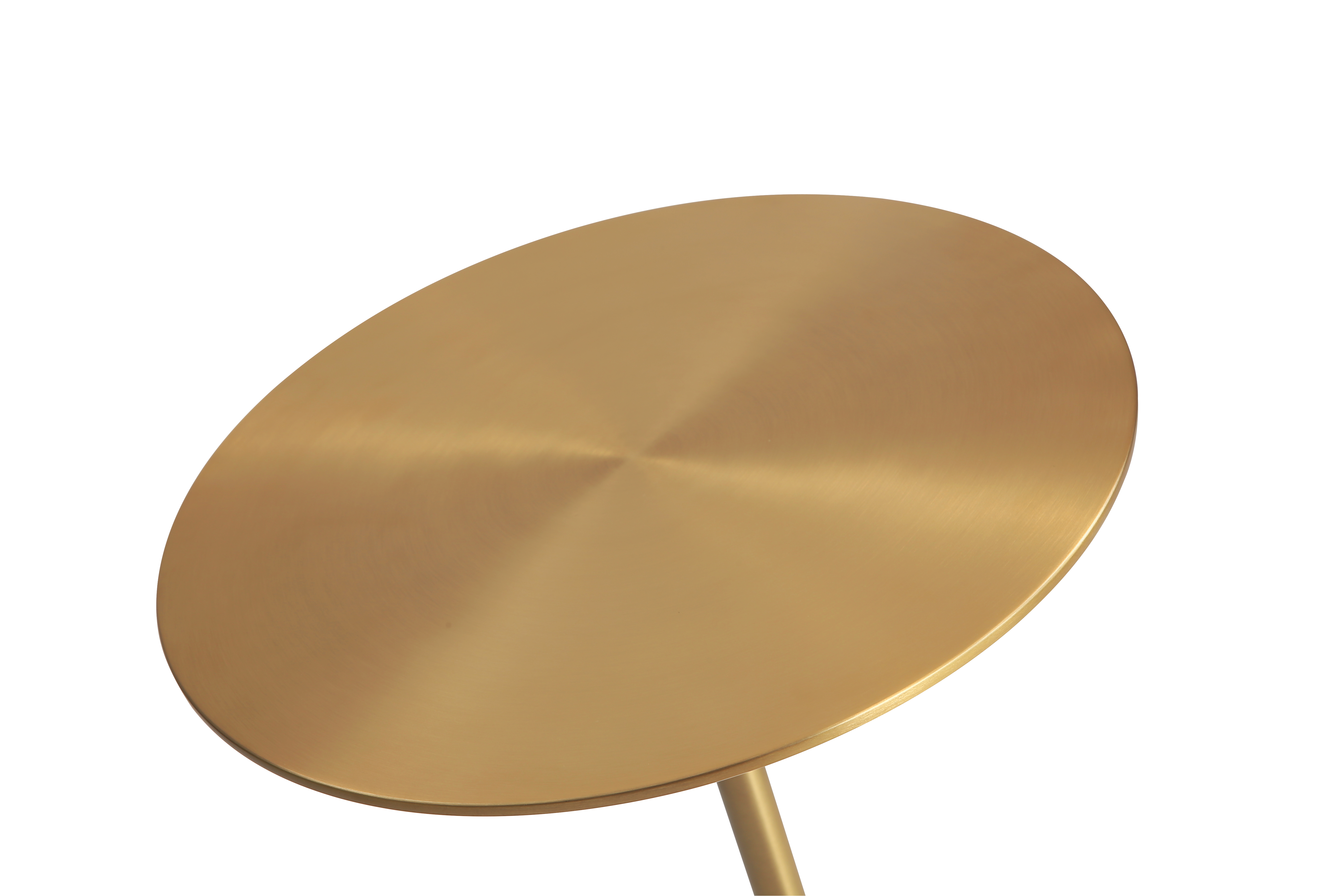 Circulo Table Brass | Low