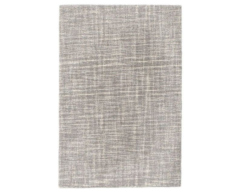 Crosshatch Dove Grey Rug