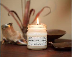 Locally Crafted Candle