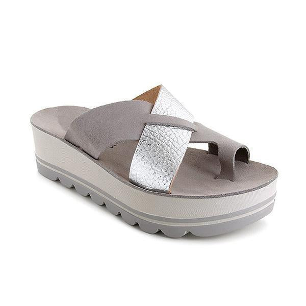 Vickymoda Vintage Summer Beach Casual Slippers