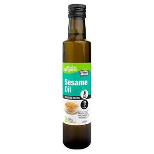 Absolute organic Sesame oil Roasted 250ml