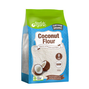 Absolute organic Coconut Flour 500g