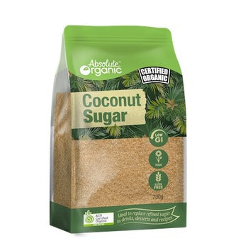 Absolute organic Sugar Coconut 700g