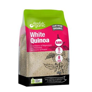 Absolute organic Quinoa White 400g