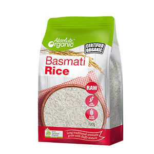 Absolute organic Rice Basmati 700g