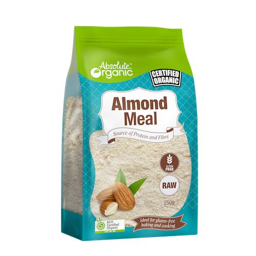 Absolute organic Almond Meal 250g