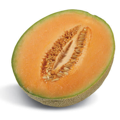 Rockmelon half(Each)