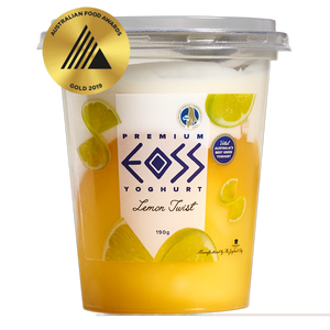 EOSS Lemon Twist Yogurt 500gm