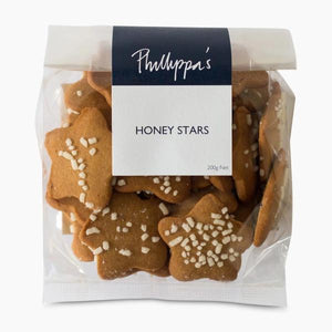Phillippa's Honey Stars