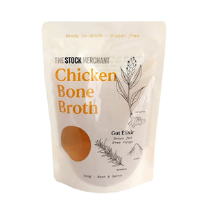 The Stock Merchant Chicken Bone Broth 300g