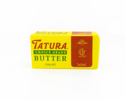 Tatura Salted Butter 250gm