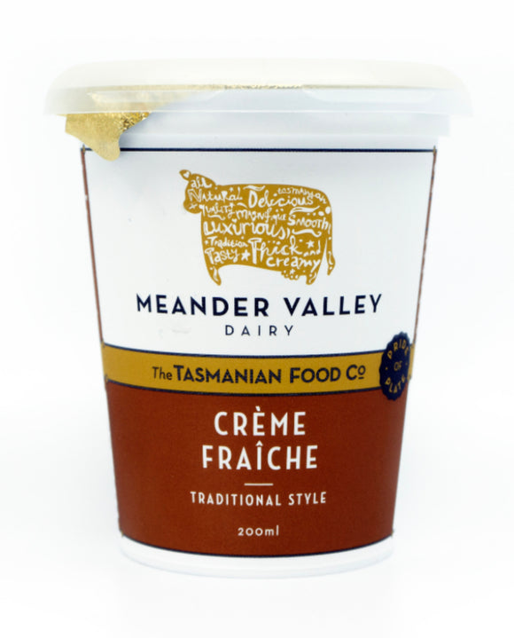 Meander Valley Cream Fraiche 200ml