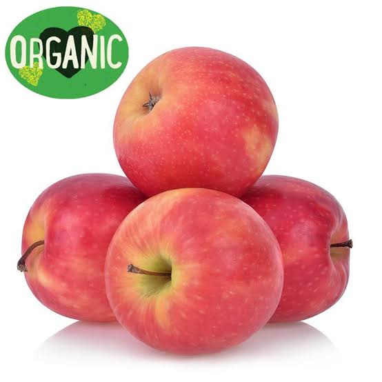 Organic pink lady apples(500g)