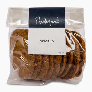 Phillippa's Anzacs