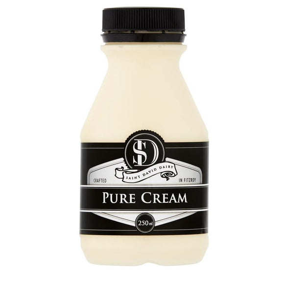 St Davids Pure Cream 250ml
