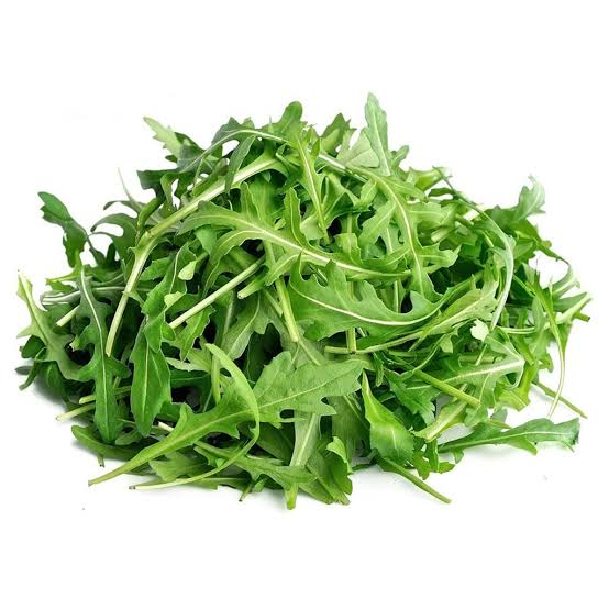 Roquette leaves