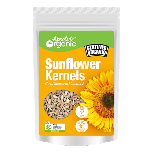 Absolute organic Kernels Sunflower 150g