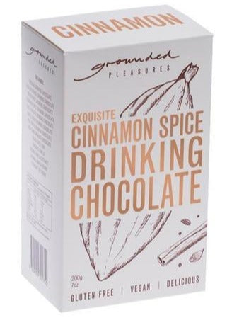 GP Cinnamon Spiced Drinking Chocolate 200g