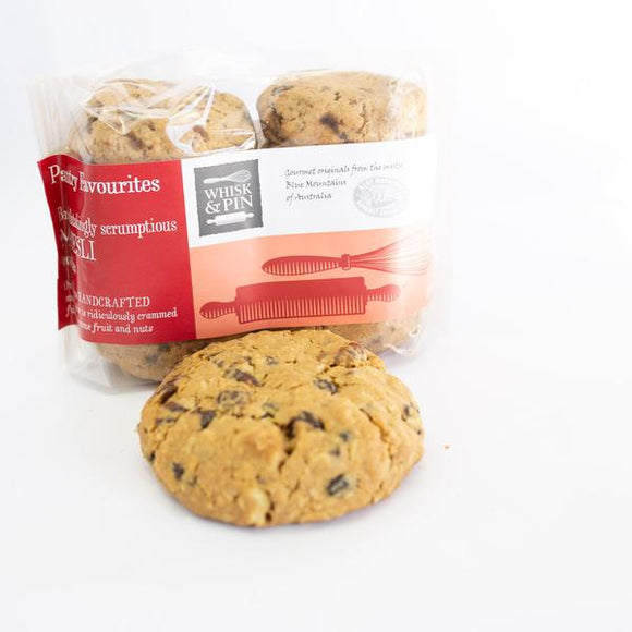 Whisk & Pin Muesli Cookies 500g
