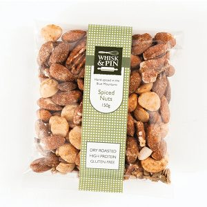 Whisk & Pin Spiced nuts 150g