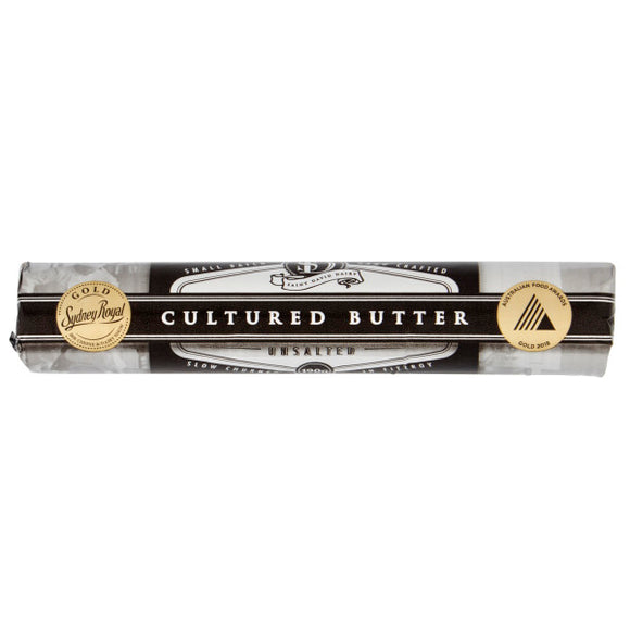 St Davids Cultured Unsalted Butter