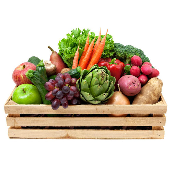 Extra Large Fruit & Veg Box