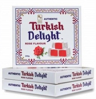 Turkish Delight Assorted Mix Flavour 250g