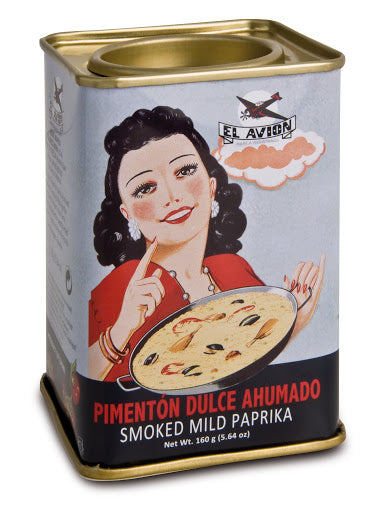El Avion Smoked Mild Paprika 75gm
