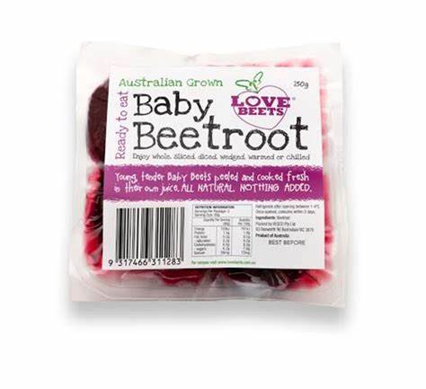 Baby Beetroot(pack)