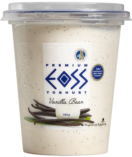 EOSS Vanilla Yogurt 375gm