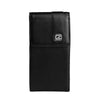 CASE123® MPS Mk II SL Premium Genuine Leather Vertical Swivel Belt Clip Holster for Samsung Galaxy S6