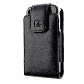 CASE123® MPS Elite Executive Genuine Leather Swivel Belt Clip Holster for Apple iPhone 4/4s