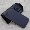 CASE123® MPS SL Elite Genuine Leather Swivel Belt Clip Holster for Apple iPhone 5/5s/5c