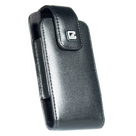 CASE123® MPS SL Special Edition Premium Genuine Leather Swivel Belt Clip Holster for Apple iPhone 5/5s/5c