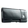 CASE123® MPS Mk II XLR Premium Genuine Leather Horizontal Swivel Belt Clip Holster for Apple iPhone 5/5s/5c