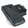 CASE123® MPS XXL Special Edition Premium Genuine Leather Swivel Belt Clip Holster for Samsung Galaxy S4