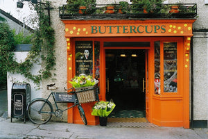 Photograph of Buttercups storefront - Enniskerry, Ireland