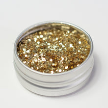 Load image into Gallery viewer, Fine Gold Mix - Biodegradable Glitter