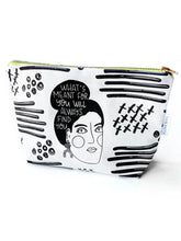 Load image into Gallery viewer, Serendipity Cosmetic Bag - In Collaboration with Artifacts of Joy