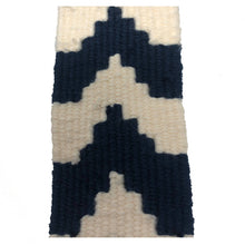 Load image into Gallery viewer, Handmade bag strap Black and white Vintage Kilim (A piece of art) This product coming with Gift