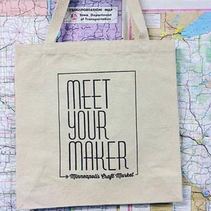 Meet Your Maker Market Tote