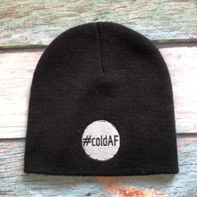 Load image into Gallery viewer, coldAF™ Embroidered Winter Hat