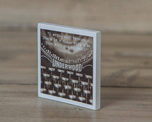 Load image into Gallery viewer, Magnet | Vintage Typewriter Quote