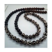 Load image into Gallery viewer, Long Beaded Gemstone Necklace
